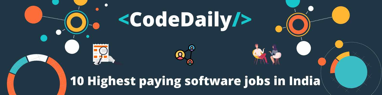 10 Highest paying software jobs in India - CodeDaily